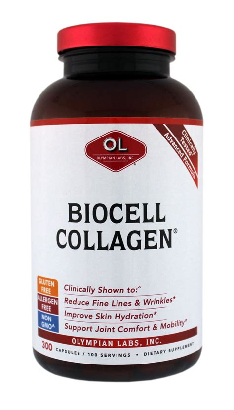 Biocell Collagen olympian labs biocell collagen ii 1500mg