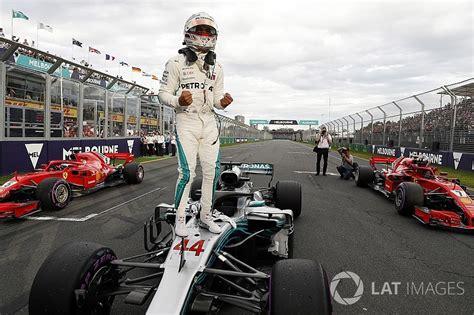 Grille De Depart by La Grille De D 233 Part Du Grand Prix D Australie Motorsport