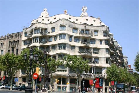 carnets de voyage espagne barcelone la casa mila de gaudi