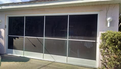 Garage Door Screen Kits Designs And Styles Home Doors Sliding Screen Doors For Garage