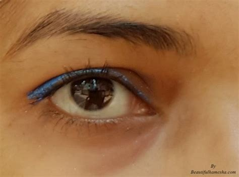 Eyeliner Oriflame Colour oriflame me clickit eyeliner blue review oriflame