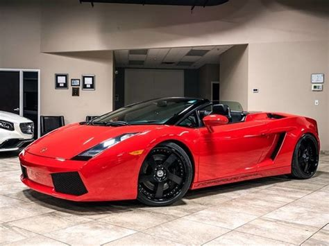 lamborghini gallardo for sale dupont registry