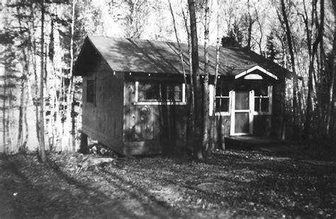 resort history cabin o pines resort minnesota resort