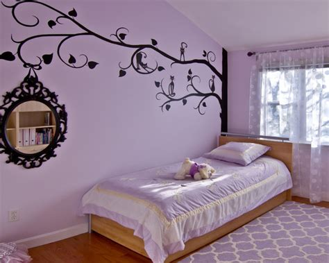 painted bedrooms ideas bedroom wonderful purple teenage room for girls with