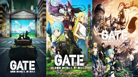 wallpaper anime gate gate full hd wallpaper and background image 1920x1080