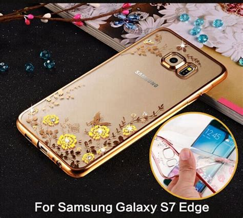 Samsung Galaxy S5 Ory Soft Casing Cover Anti bling samsung galaxy s7 edge butterfly silicone cover