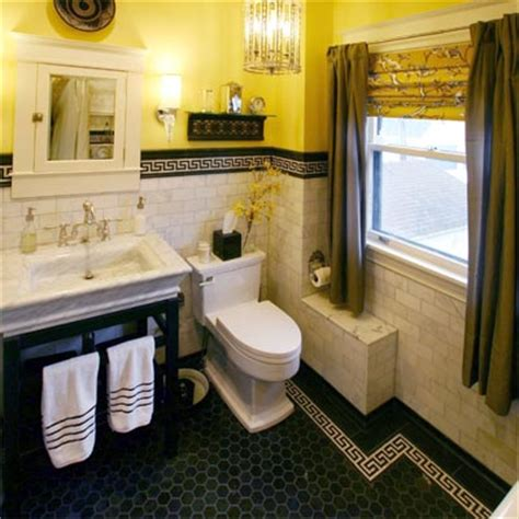yellow and black bathroom 67 inspirational pictures for ideas w your bathroom