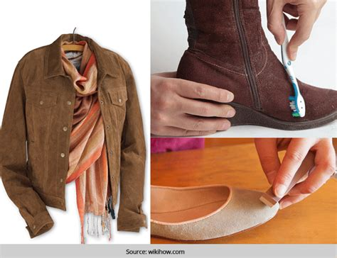 how to clean suede shoes and apparel in 5 different ways