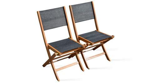 chaise pliante en bois chaise de jardin pliante en bois