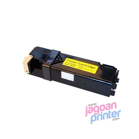 jual toner printer fuji xerox cp305 yellow compatible murah garansi jagoanprinter