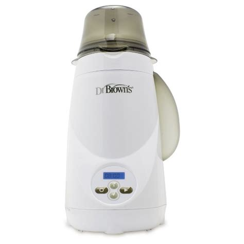 Dr Brown Browns Deluxe Digital Bottle Warmer Defroster Penghangat 76 dr brown s flow deluxe bottle warmer target