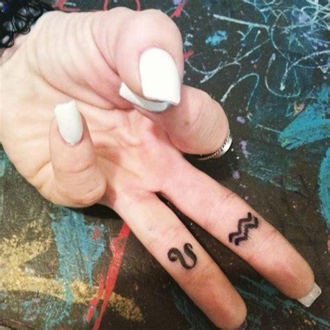 leo tattoo on finger 266 best zodiac signs tattoos images on pinterest female
