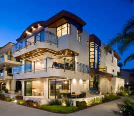 Three Story Building by Three Story Contemporary House Design By Kollin Altomare
