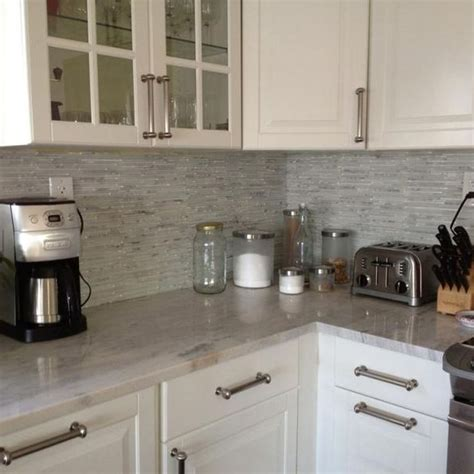 backsplash tile for kitchen peel and stick