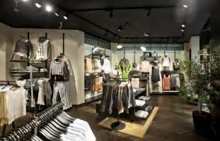 Clothes Store Exclusive Clothing Store Design Pictures Studio