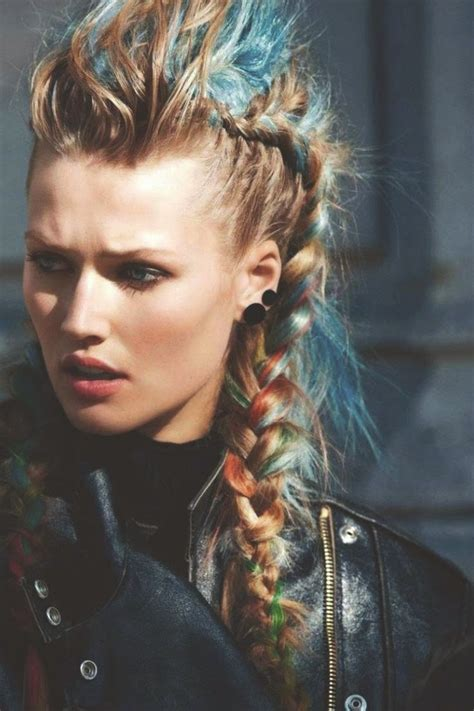 viking hairstyles for 17 best ideas about viking makeup on pinterest warriors