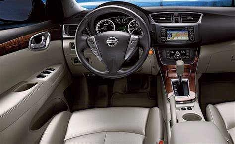 nissan sentra interior news cars report cars nissan sentra nissan