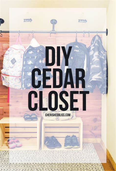 Benefits Of Cedar Closet by Diy Cedar Closet Makeover The Benefits Diy And Crafts