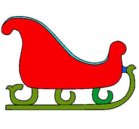 imagenes de navidad trineos dibujo de trineo pintado por frank en dibujos net el d 237 a