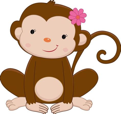 Stelan De Pink Monkey pretty pink girly jungle animals pretty pink girly jungle animals 07 png minus imagenes