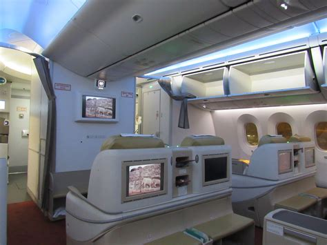 787 Cabin Noise by Flight Review Air India 787 8 Business Class Travelupdate