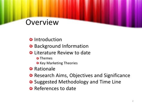 Dissertation Proposal Ppt Thesis Powerpoint Template