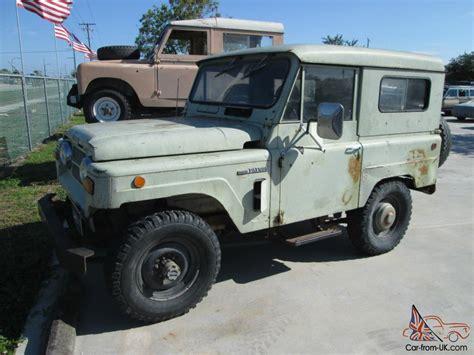 1969 nissan patrol 1969 nissan patrol