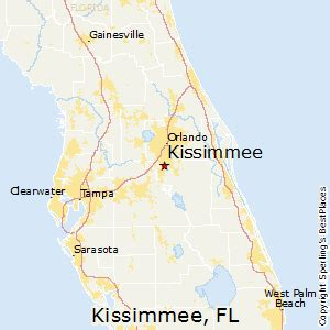 best places to live in kissimmee florida