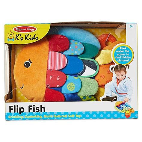 bed bath and beyond toys buy melissa doug 174 flipfish toy from bed bath beyond