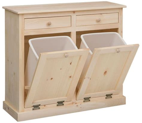 kitchen recycling bins for cabinets 25 best ideas about trash bins on pinterest trash can