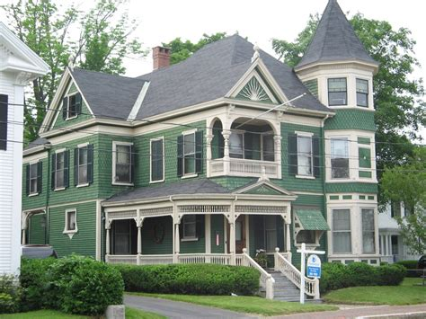 Queen Anne Victorian Homes | magnificent victorian style house architecture ideas 4 homes