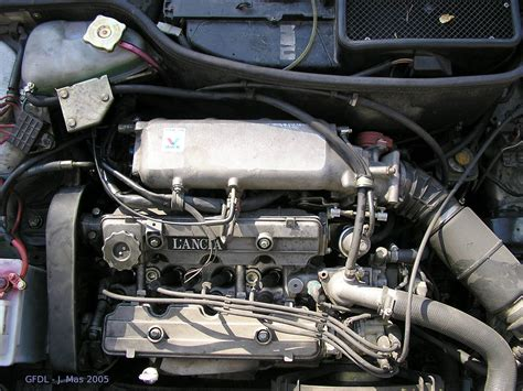 File Lancia Delta 1 6 Gtie Engine1 Jpg Wikimedia Commons