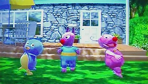 Backyardigans Volcano Episode Image In The Backyard Clowns Jpg The Backyardigans