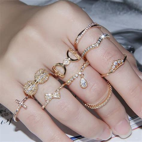 Fashion Rings by Fashion Rings Stack Knuckle For 2017