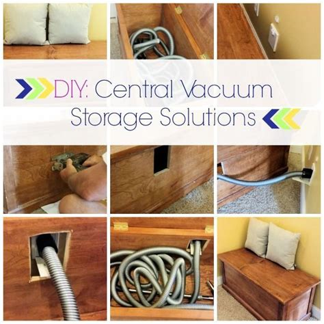 diy solutions 1000 ideas about central vacuum systems on pinterest