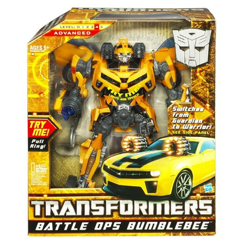 Toys Now Mainan Robot Transformer Electronic Robot Bumble Bee Unik T Transformers Of The Fallen Toys Swerve Bontoys
