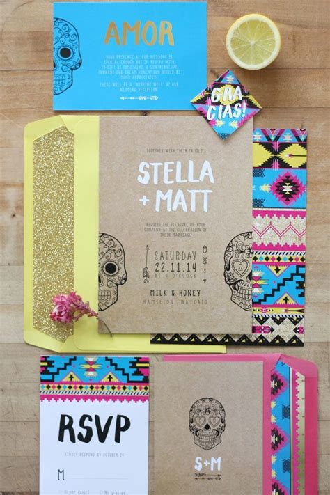 traditional mexican wedding invitations