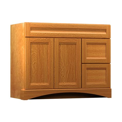 Kraftmaid Vanity Tops by Shop Kraftmaid Summerfield Sonata Praline Casual Maple