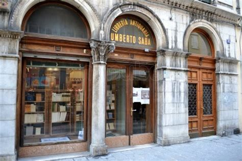 libreria umberto saba trieste umberto saba biografia opera poetica stile studia