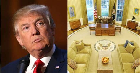 trumps oval office donald trumps oval office donald trump won t work from