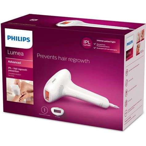 Lu Philips Pll philips sc1995 00 lumea advanced ipl hair removal system