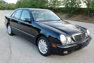 2001 Mercedes E 320 2001 Mercedes E320 4d Sedan Like New