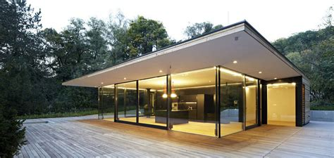 modern glass house design modern house