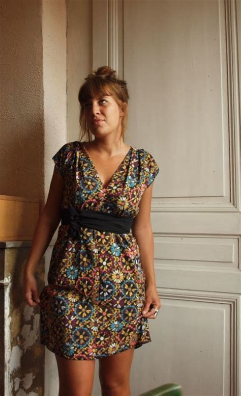 Tuto Patron Robe Chasuble Femme - 1000 id 233 es sur le th 232 me robe chasuble sur robe