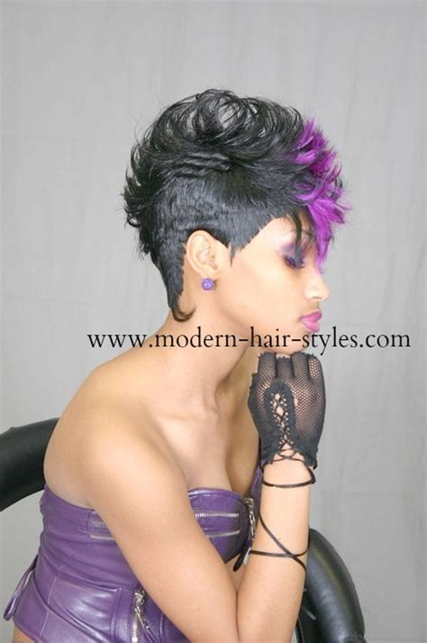 short black hairstylesnight time maintenance tips