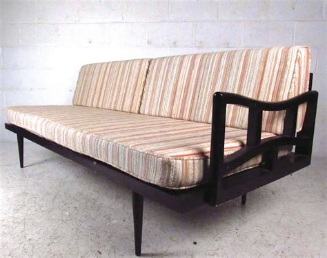 Mid Century Modern Daybed Unique Mid Century Modern Daybed Settee At 1stdibs