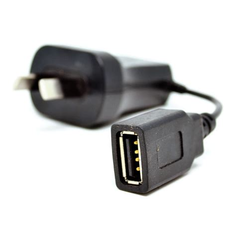 Adaptor Travel Charger Zte 5v 0 7a Usb Multifunction zte usb travel charger 5v 700ma 2 pin socket black jakartanotebook