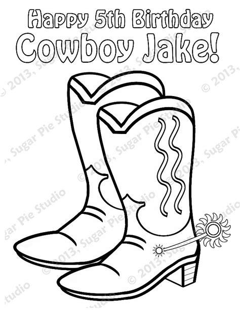 imagenes de botas vaqueras para imprimir personalizado para ni 241 os imprimible sheriff vaquero vaquera
