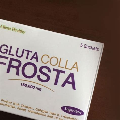 Gluta Colla Frosta 28 best collagen images on
