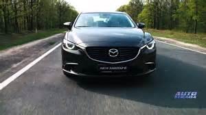 test drive mazda6 facelift